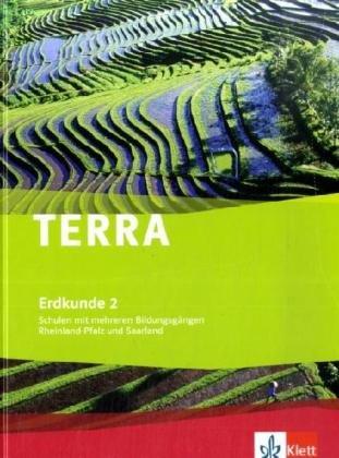 9783121043118: TERRA Erdkunde für Rheinland-Pfalz und Saarland - Realschulen und Differenzierende Schularten / Schülerbuch 7./8. Schuljahr