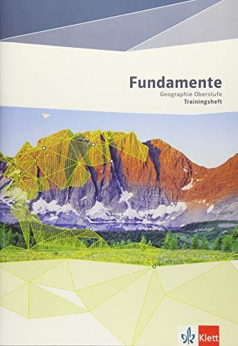 9783121045334: Fundamente Geographie Oberstufe. Klausur- und Abiturtraining: Trainingsheft