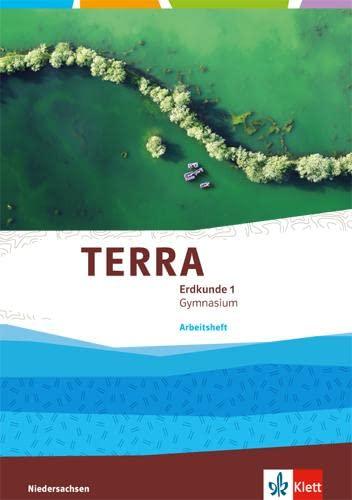 9783121046331: TERRA Erdkunde für Niedersachsen - Ausgabe für Gymnasien 2014. Arbeitsheft 5./6. Klasse