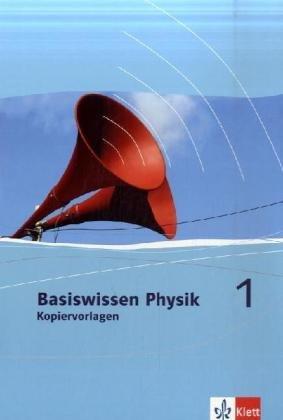 9783121133826: Basiswissen Physik. Kopiervorlagen 5./6. Schuljahr by