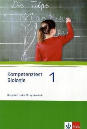 9783121148615: Kompetenztest Biologie 5./6. Schuljahr. Arbeitsheft