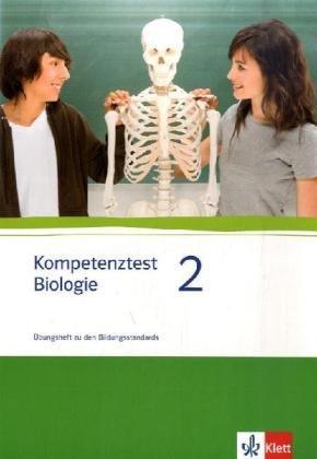9783121148622: Kompetenztest Biologie 7./8. Schuljahr. Arbeitsheft