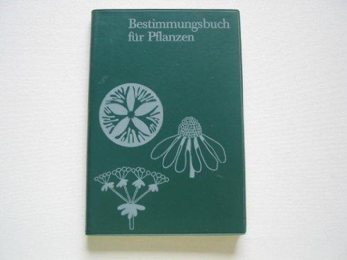 9783121255108: Bestimmungsbuch für Pflanzen