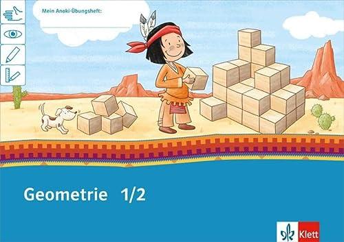 9783121600182: Mein Indianerheft. Raum und Form. Geometrie. Arbeitsheft 1. und 2. Schuljahr