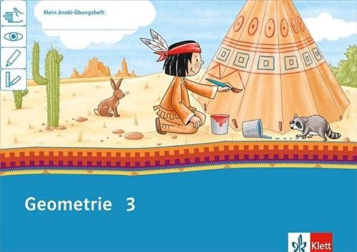 9783121600199: Mein Indianerheft. Geometrie. Arbeitsheft 3. Schuljahr