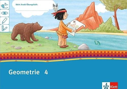 9783121600205: Mein Indianerheft. Geometrie Arbeitsheft 4. Schuljahr
