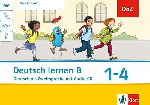 9783121610174: Oskar. Deutsch lernen B. Sprachförderung und DaZ. Arbeitsheft 1.-4. Schuljahr