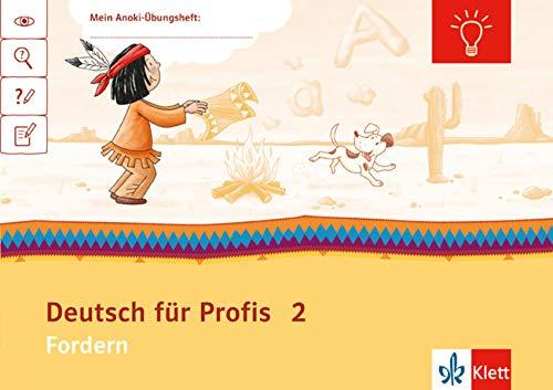 9783121610358: Mein Indianerheft. Deutsch für Profis 2. Fordern. Arbeitsheft 2. Schuljahr