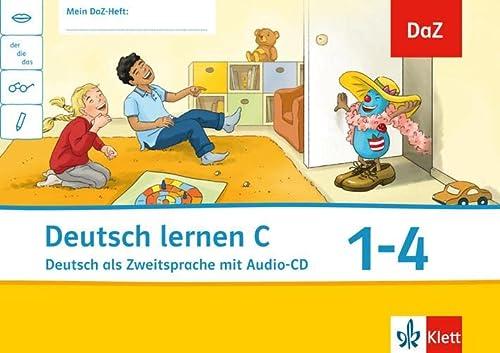 9783121610389: Oscar. Deutsch lernen C. Deutsch als Zweitsprache. Arbeitsheft 1.-4. Schuljahr