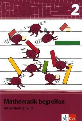 9783121668229: Mathematik begreifen 2. Schuljahr. Arbeitsheft 2 Neubearbeitung