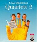 9783121725205: Unser Musikbuch, Quartett, 2. Schuljahr