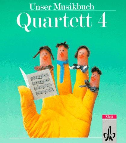 9783121725403: Unser Musikbuch, Quartett, 4. Schuljahr