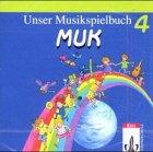 9783121726455: Unser Musikspielbuch MUK, 1 Audio-CD