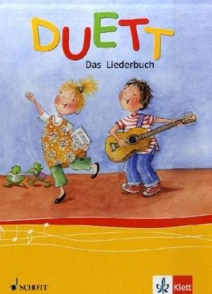 9783121728503: Duett. Liederbuch. Schülerbuch. Berlin, Bremen, Hamburg, Hessen, Niedersachsen, Nordrhein-Westfalen, Schleswig-Holstein: 1. - 4. Schuljahr