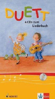 9783121728589: Duet. CD zum Liederbuch. 1. - 4. Schuljahr