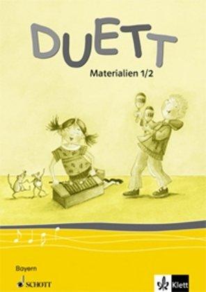 9783121729104: Duett Materialien 1.-2. Schuljahr. Bayern