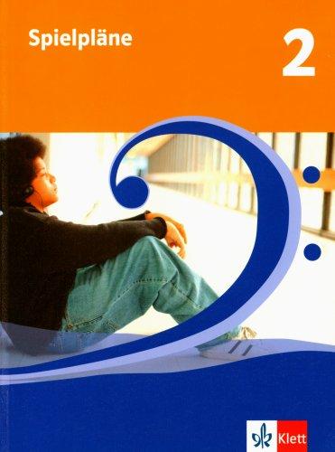 9783121750139: Spielpläne 2. Schülerbuch. 7./8. Schuljahr. Neubearbeitung: Für den Musikunterricht an Realschulen und Gymnasien