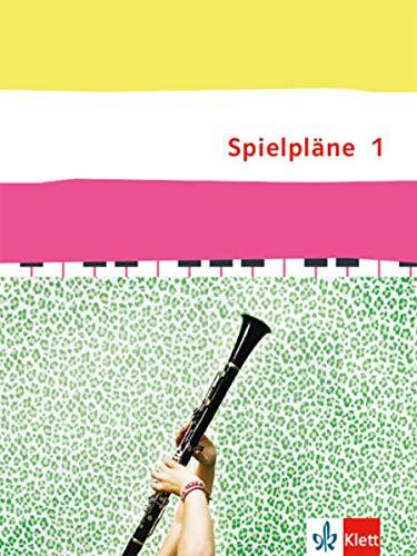 9783121750245: Spielpläne 1. Schülerbuch Klasse 5/6. Bundesausgabe