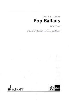 9783121780174: Pop Ballads