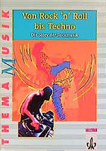 9783121789405: Thema Musik. Von Rock'n' Roll bis Techno. Schülerheft. (Lernmaterialien)