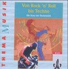 9783121789412: Thema Musik. Von Rock'n' Roll bis Techno. 2 CDs. (Lernmaterialien)
