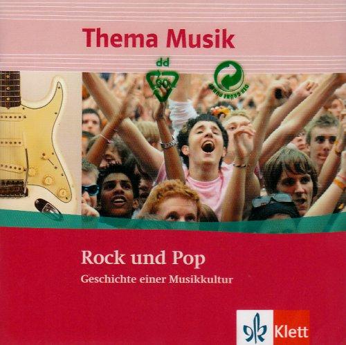 9783121789733: Thema Musik Sekundarstufe I. Themenheft Rock und Pop