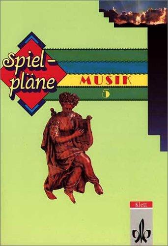 9783121798100: Spielpläne Musik. Bayern. 5. Schuljahr. Schülerbuch.