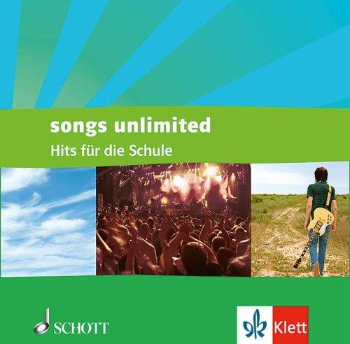 9783121891252: Songs unlimited: Hits f�r die Schule