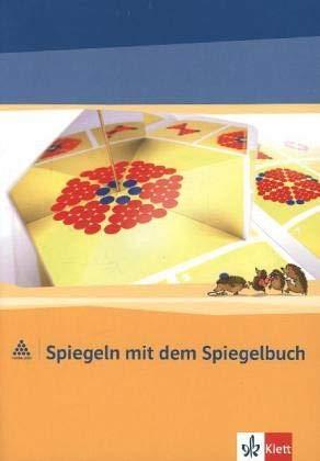 9783121990726: Spiegeln mit dem Spiegelbuch. Programm Mathe. ( Ab 9. J.). (Lernmaterialien)