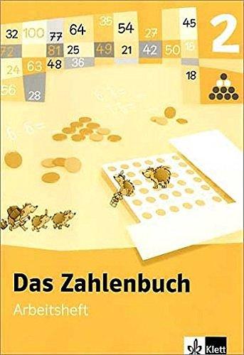 9783122004224: Das Zahlenbuch. 2.Schuljahr. Arbeitsheft. Neubearbeitung. Berlin, Brandenburg, Bremen, Hamburg, Hessen, Mecklenburg-Vorpommern, Niedersachsen, ... Sachsen-Anhalt, Schleswig-Holstein, Thüringen