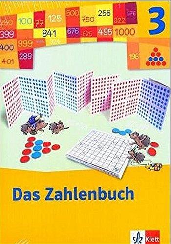 9783122004309: Das Zahlenbuch 3 Schülerbuch. Neubearbeitung. Berlin, Brandenburg, Bremen, Hamburg, Hessen, Mecklenburg-Vorpommern, Niedersachsen, ... Sachsen-Anhalt, Schleswig-Holstein, Thüringen