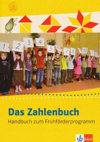 9783122012601: Das Zahlenbuch. Frühförderung. Handbuch mit Audio-CD