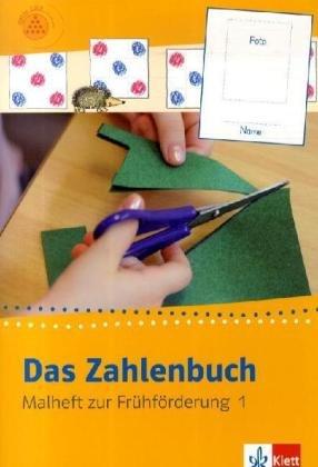 9783122012717: Das Zahlenbuch. Frühförderung. Malheft 1