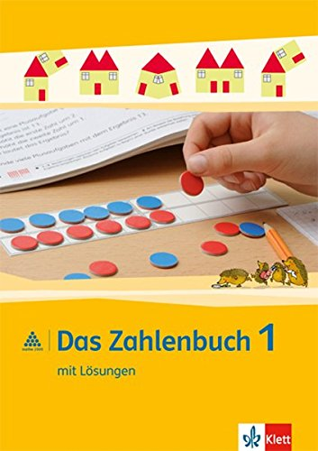 9783122016166: Das Zahlenbuch. Lösungen zu Schülerbuch und Arbeitsheft 1. Schuljahr. Neubearbeitung