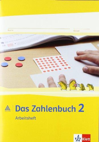 9783122016227: Das Zahlenbuch. 2.Schuljahr. Arbeitsheft. Neubearbeitung