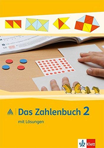 9783122016265: Das Zahlenbuch. Lösungen zu Schülerbuch und Arbeitsheft 2. Schuljahr. Neubearbeitung