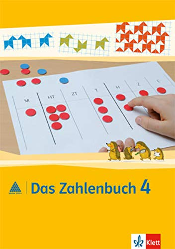 9783122016401: Das Zahlenbuch. 4.Schuljahr. Schülerbuch. Neubearbeitung