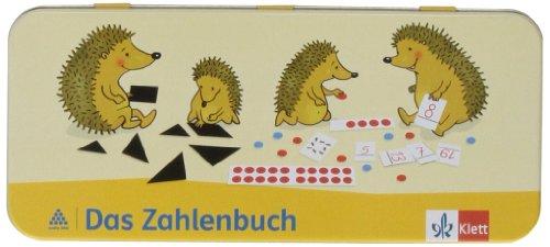 9783122016500: Das Zahlenbuch. Neubearbeitung. Metallbox mit Wendeplättchen 1.-4. Schuljahr