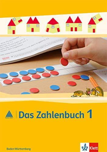9783122016517: Das Zahlenbuch. 1.Schuljahr. Schülerbuch. Neubearbeitung. Baden-Württemberg