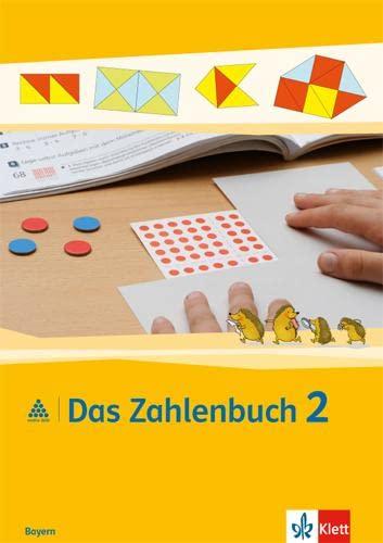 9783122016708: Das Zahlenbuch. 2.Schuljahr. Schülerbuch. Bayern