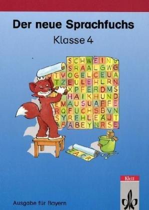9783122113957: Der neue Sprachfuchs 4. Schülerband. Bayern