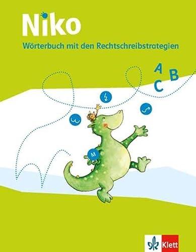 9783122165260: Das Niko Wörterbuch 1.-4. Schuljahr mit der Silbenstrategie