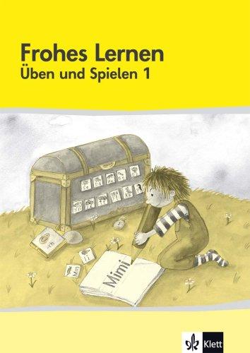 9783122302566: Frohes Lernen. �ben und Spielen 1. Neubearbeitung. Bayern