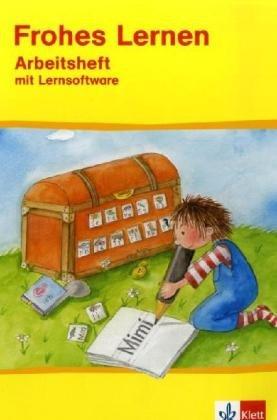 Frohes Lernen. Arbeitsheft mit CD-ROM. Druckschrift: Allgemeine