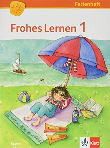 Frohes Lernen. Ferienheft 1. Schuljahr (Pamphlet)