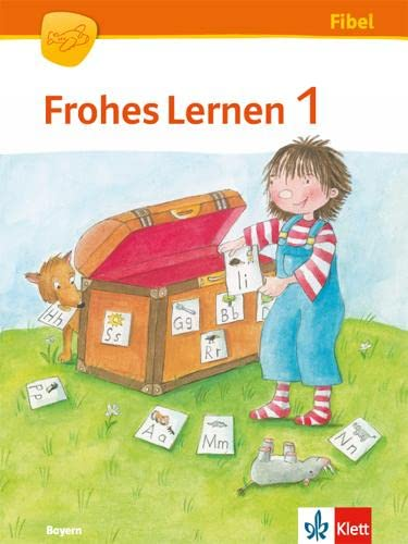 9783122312602: Frohes Lernen Fibel. Schülerbuch mit Lauttabelle 1. Schuljahr
