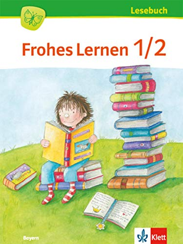 9783122312732: Frohes Lernen Lesebuch. Schülerbuch 2. Schuljahr