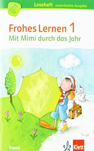 9783122312756: Frohes Lernen Fibel. Paket 4 Lesehefte Vereinfachte Ausgangsschrift 1. Schuljahr