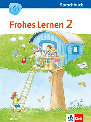 9783122312909: FROHES LERNEN Sprachbuch. Schülerbuch 2. Schuljahr