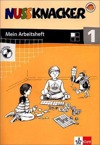 9783122325114: Nussknacker 1. Arbeitsheft mit CD-ROM. Neu. Baden-Württemberg: Gilt auch in Berlin, Brandenburg, Bremen, Hamburg, Hessen, Mecklenburg-Vorpommern, ... Sachsen-Anhalt, Schleswig-Holstein, Thüringen